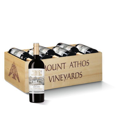 Mount Athos Vineyards 2009