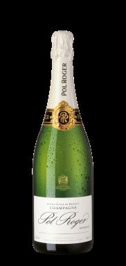 Champagne Pol Roger White Foil