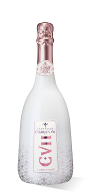 Champagne Charles VII Smooth Rosé