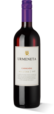 Urmeneta Carmenère