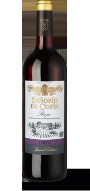Señorío de Cofín Rioja Special Edition