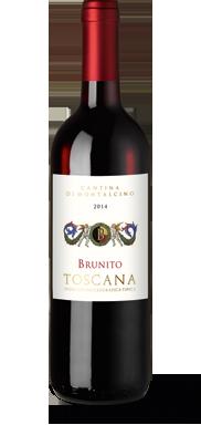 Brunito Toscana rosso