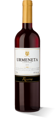 Urmeneta Reserva Carmenère