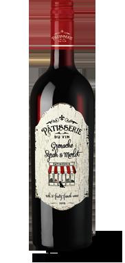 Pâtisserie du Vin Grenache-Syrah-Merlot
