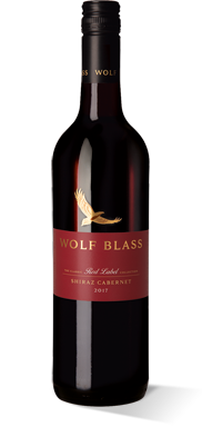 Wolf Blass The Red Label Shiraz Cabernet