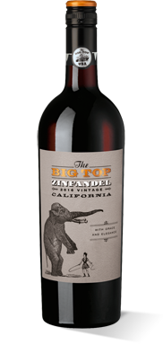 The Big Top Zinfandel