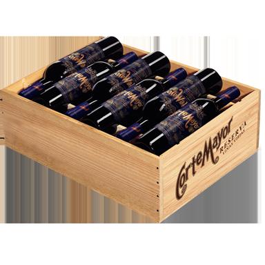 Corte Mayor Rioja Viñas Viejas