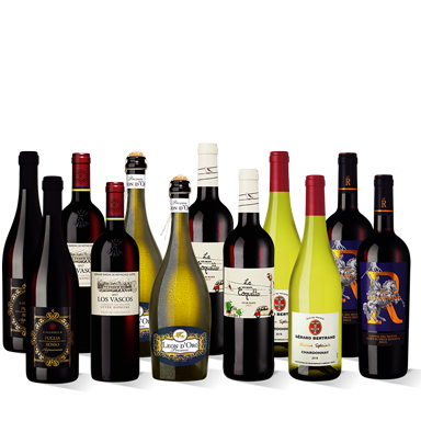 Vinpaket Populärt
