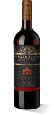 Viña Olabarri Rioja Gran Reserva