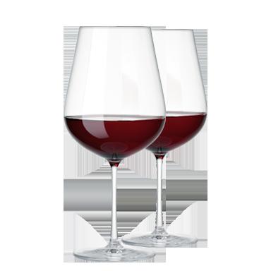 Zwiesel Kristallglas Air Rödvin