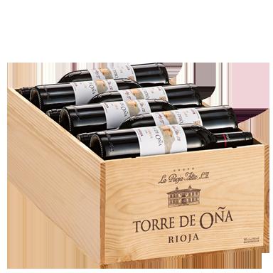 La Rioja Alta Torre de Oña Rioja Reserva