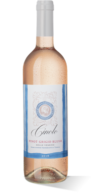 Cinolo Pinot Grigio Blush