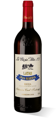 La Rioja Alta Lat 42 Rioja Gran Reserva