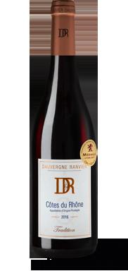 Dauvergne & Ranvier Côtes du Rhône Tradition rouge