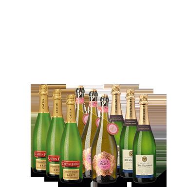 Vinpaketet Mousserande