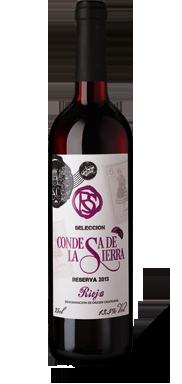 Condesa de la Sierra Rioja Reserva Selección