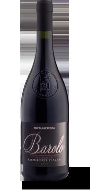 Fontanafredda Barolo Monforte Black Label