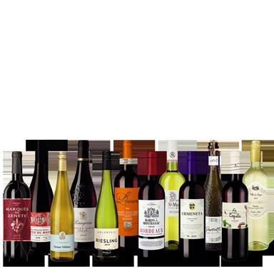 Vinpaket alla tillfällen