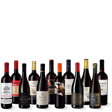 Vinpaket Röd Upptäckt
