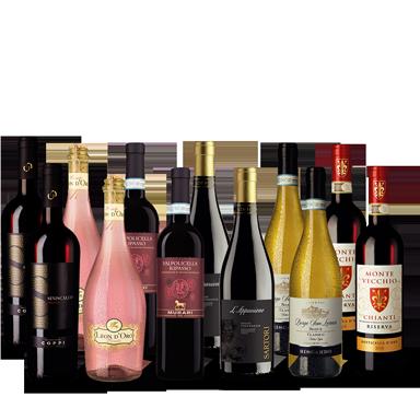 Vinpaket Bella Italia II