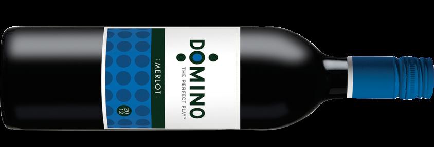 Domino Merlot 2012