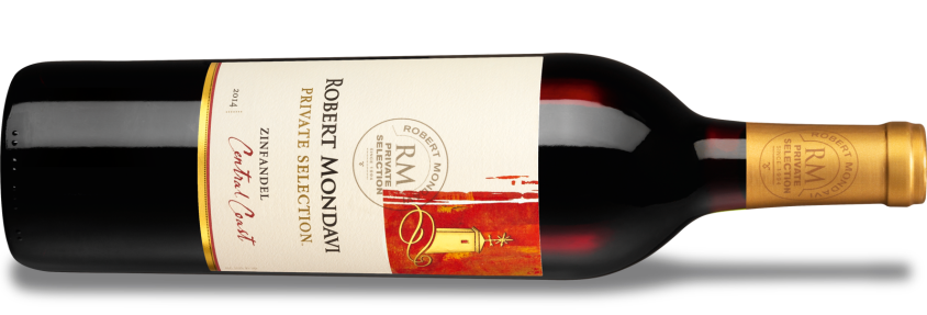 Robert Mondavi Private Selection Zinfandel 2014