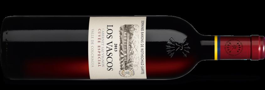 Los Vascos Cuvée Especial Cabernet Sauvignon 2013