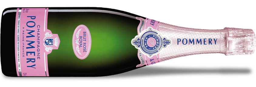 Champagne Pommery Rosé