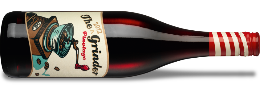 The Grinder Pinotage 2012