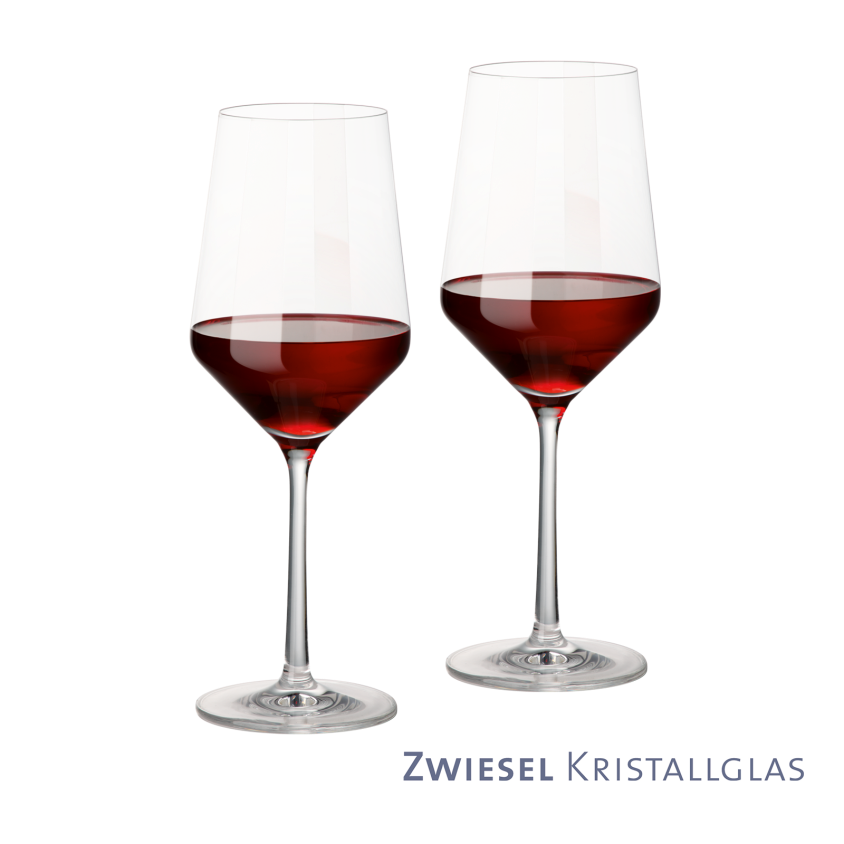 2 r dvinsglas i serien pure fr n schott zwiesel vinglas the wine company. Black Bedroom Furniture Sets. Home Design Ideas