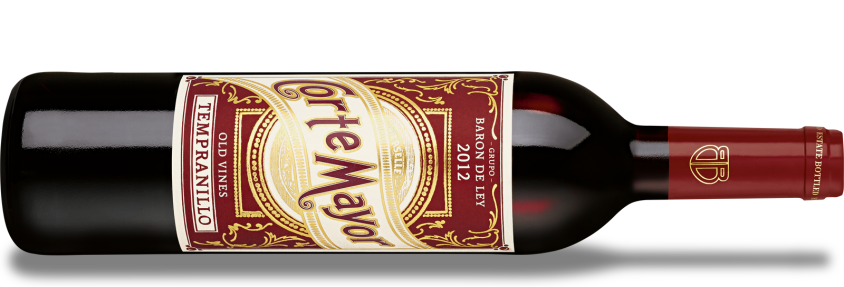Corte Mayor Tempranillo Old Vines 2012