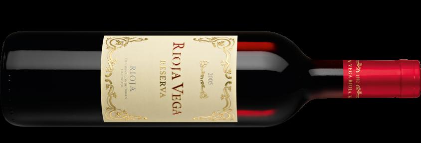 Rioja Vega Reserva 2005