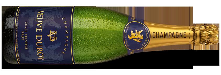 Champagne Veuve Duroy