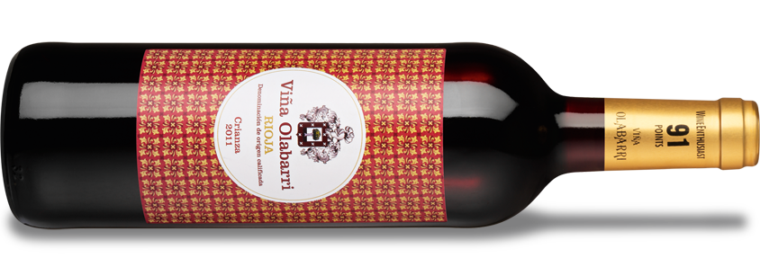 Viña Olabarri Rioja Crianza 2011