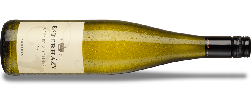 Esterhazy Grüner Veltliner Edition 2015