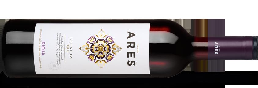 Ares Rioja Crianza 2011