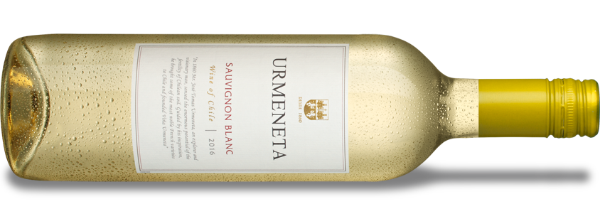 Urmeneta Sauvignon Blanc 2016