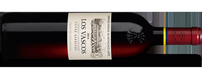Los Vascos Cuvée Especial Cabernet Sauvignon 2014