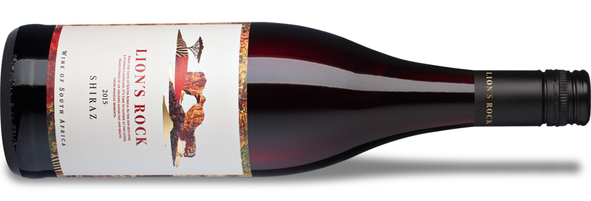 Lion's Rock Shiraz 2015