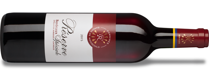 Réserve Spéciale Rothschild(Lafite) Bordeaux rouge 2015