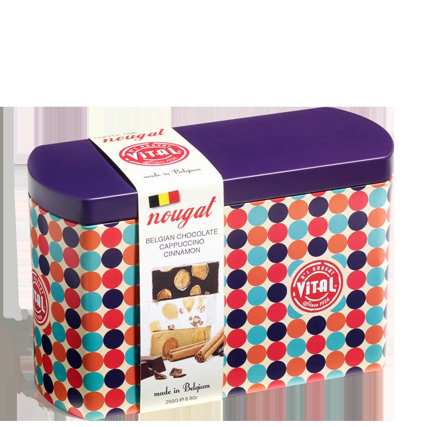 Vital Choklad-Kaffe-Kanel Nougat