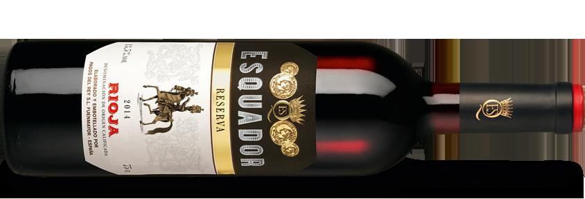 Esquador Rioja Reserva 2014