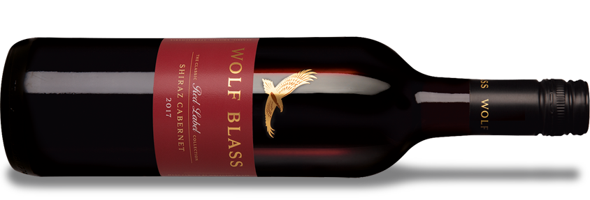 Wolf Blass The Red Label Shiraz Cabernet 2017