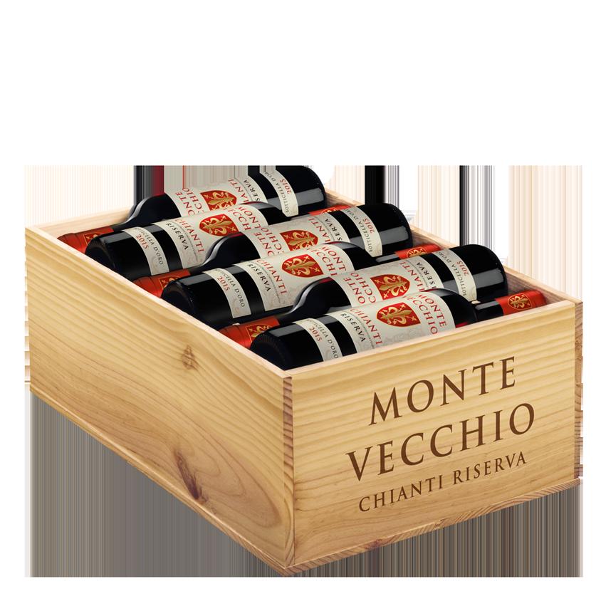 Monte Vecchio Chianti Riserva 2015
