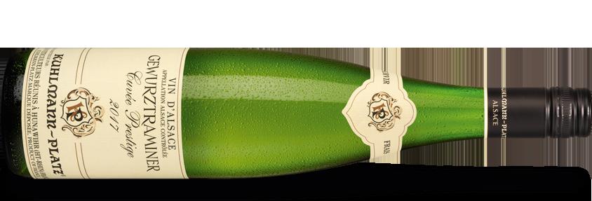 Cuvée Prestige Gewurztraminer 2017