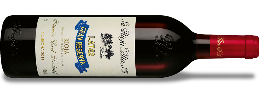 LAT 42 Rioja Gran Reserva 2011