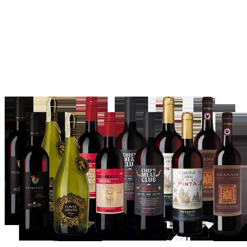 Vinpaket Allround
