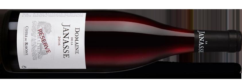 Domaine de la Janasse Réserve Côtes du Rhône rouge 2016