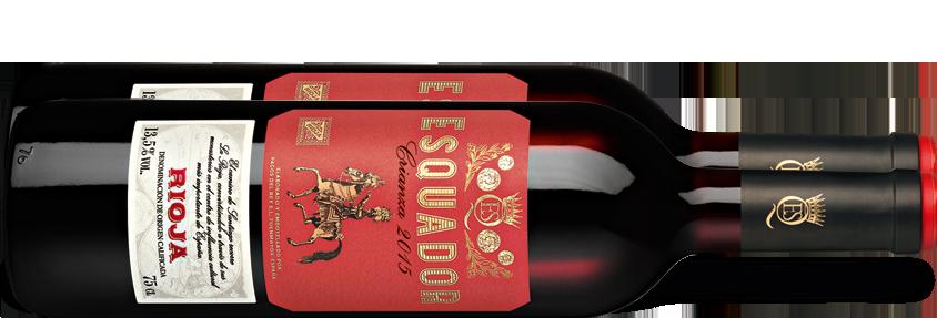 Esquador Rioja Crianza 2015