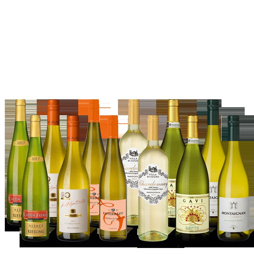 Vinpaket Klassiska Vita